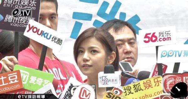 陳妍希鼓勵女孩們別吝嗇稱讚自...
